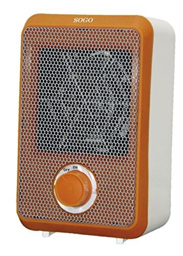 Sogo CAL SS 18295 Mini calefactor ventilador