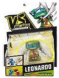 VS Rip-Spin Warriors Leonardo Warrior
