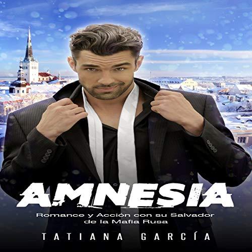 Amnesia audiobook cover art