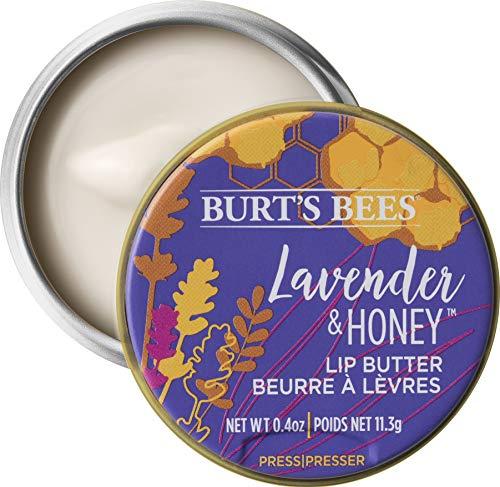 BURTS BEES Lavender & Honey Lip Butter, 0.4 OZ