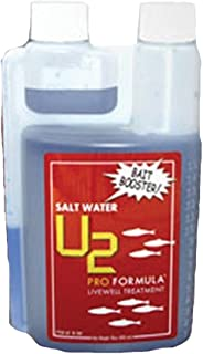 T-H Marine U216-SW G-Juice Livewell Treatment - Saltwater, 16 oz.