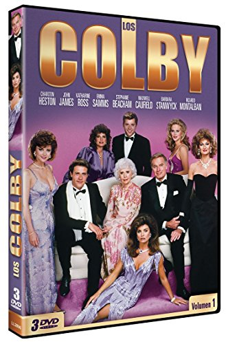 Los Colby - Volumen 1 [DVD]