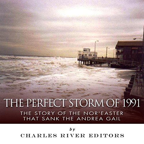 The Perfect Storm of 1991: The Story of the Nor'easter that Sank the Andrea Gail audiobook cover art