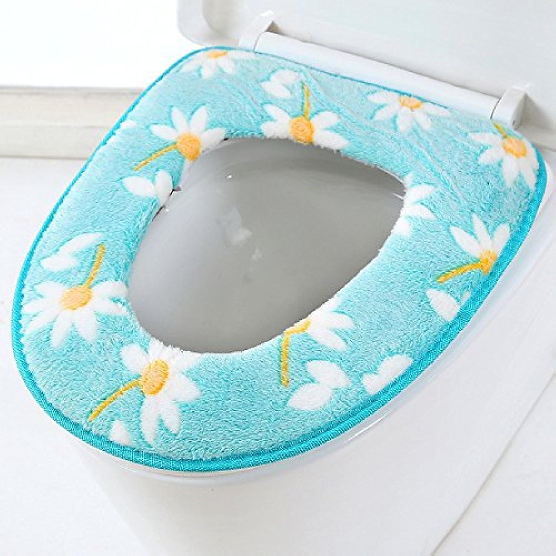 TS-nslixuan-wc Kissen das Badezimmer WC Mat Mat DREI Stück Bad Mat, S B077RXZ4B8