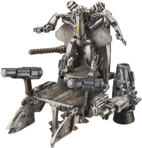 Transformers the Movie CV03 Transformers Starscream & Spaceship Takaratomy (Complete) Takaratomy [JAPAN]