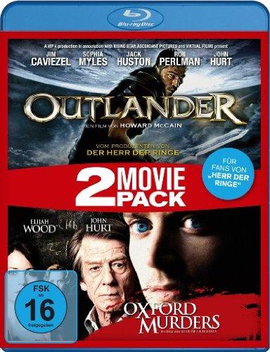 Outlander / Oxford Murders [Blu-ray]