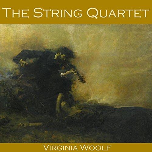 Couverture de The String Quartet