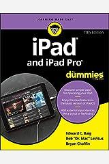 iPad and iPad Pro For Dummies Kindle Edition