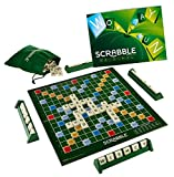 AV INT Scrabble Board Game for Kids and Adults Best Family Fun Time