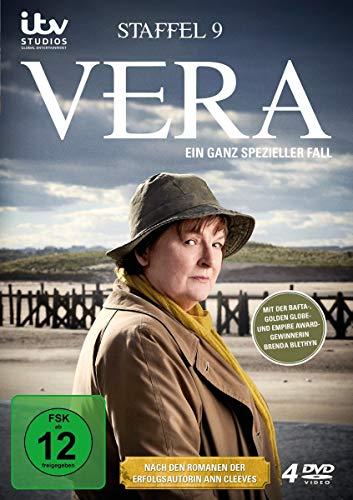Vera: Ein ganz spezieller Fall - Staffel 9 Alemania DVD