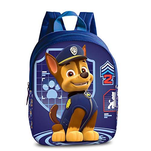 Viacom Paw Patrol Kids 2020 Estilo de los niños 23 x 29 10 Centimeters Azul Marino