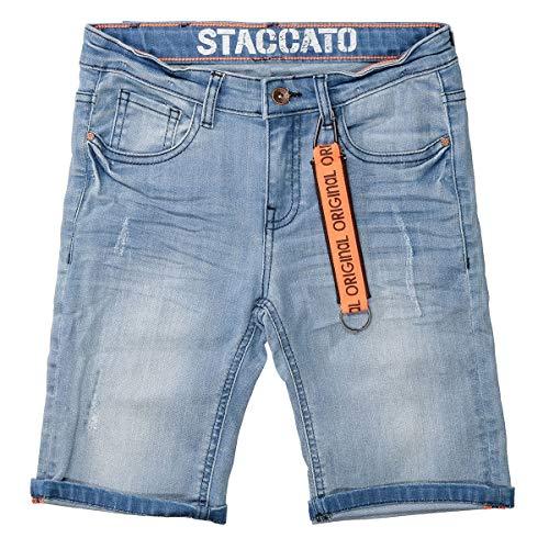 Staccato Jungen Jeans-Bermudas, destroyed-152