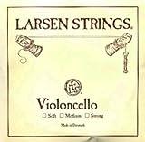CUERDAS VIOLONCELLO - Larsen (Acero) 2ª Medium Cello 4/4