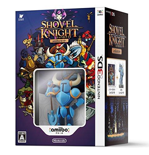 Shovel Knight Amiibo Set (Game & Amiibo) [Das Spiel Ist In Japanischer Sprache]