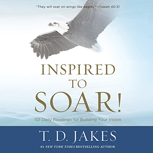 Inspired to Soar! audiobook cover art