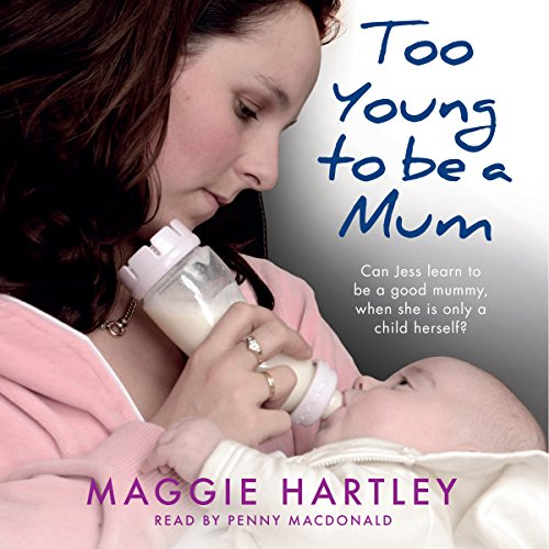 Too Young to Be a Mum cover art