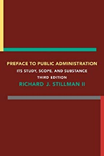 Preface to Public Administration, Third Edition
