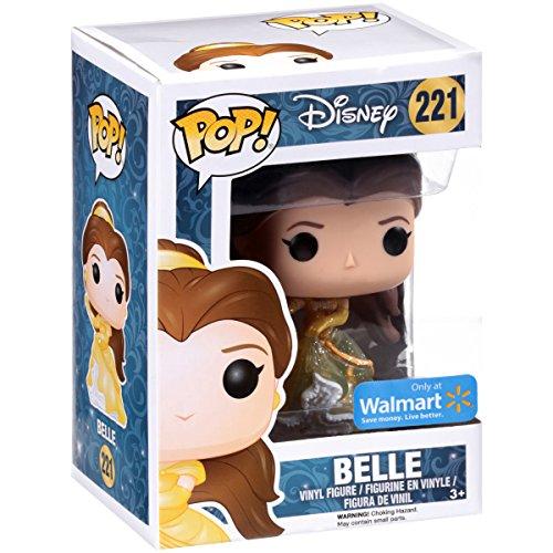 Funko POP! Disney: La Bella y la Bestia: Bella
