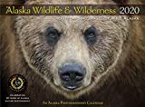 2020 Alaska Wildlife and Wilderness Wall Calendar