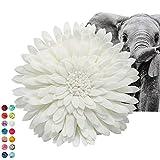 Best Flower Pillows - Flower Decorative Pillow - 3D Daisy Flower Pillow Review