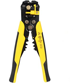 Multifunctional Cable Electric Wire Stripper Stripping Cutter Cutting Plier Tool