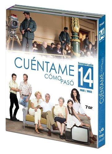 Cuéntame cómo pasó (14ª temporada) [DVD]