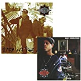 Step In The Arena - Daily Operation - Gang Starr 2 CD Album Bundling