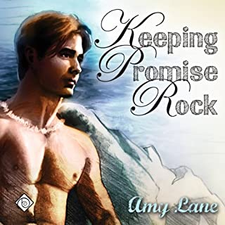 Keeping Promise Rock (Gay Romance) audiobook cover art