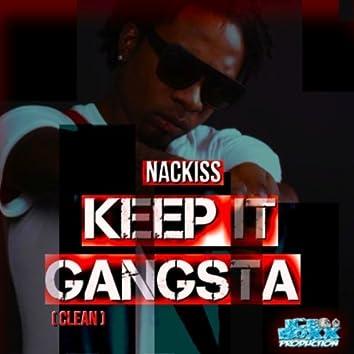 Keep It Gangsta - Single