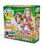 Kidz Lab K02KL002 Juego-Laboratorio para Crear Animales de Gelatina