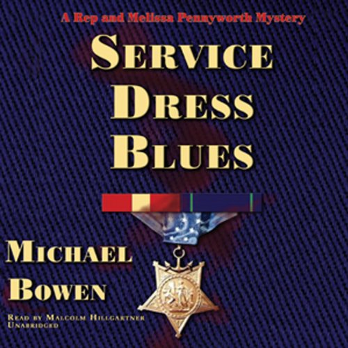 Service Dress Blues audiobook cover art