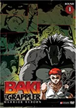 Baki the Grappler, Vol. 1: Warrior Reborn