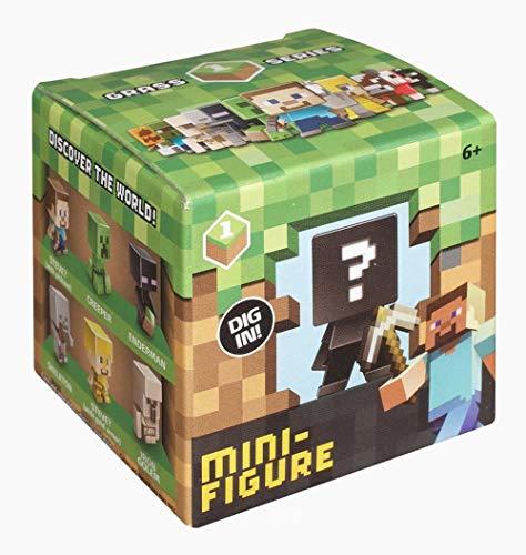 Minecraft -Série 1 - Boite Mystere - 1 Figurine au Hasard - ALEATOIRE