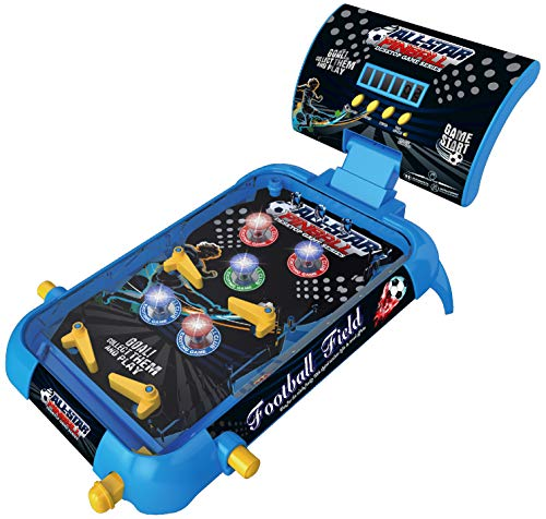 Webby Pinball Football Field Game Set