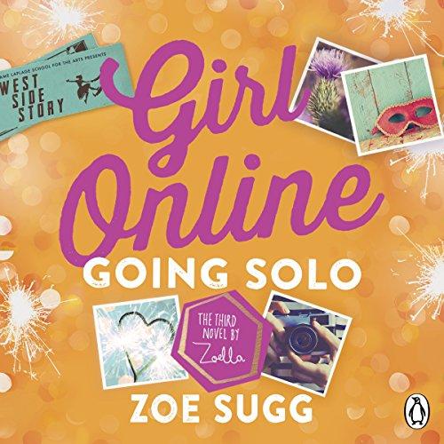 Girl Online 3 audiobook cover art