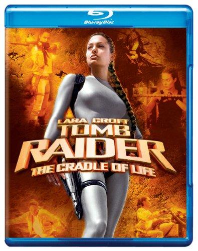 Lara Croft Tomb Raider: The Cradle of Life USA Blu-ray