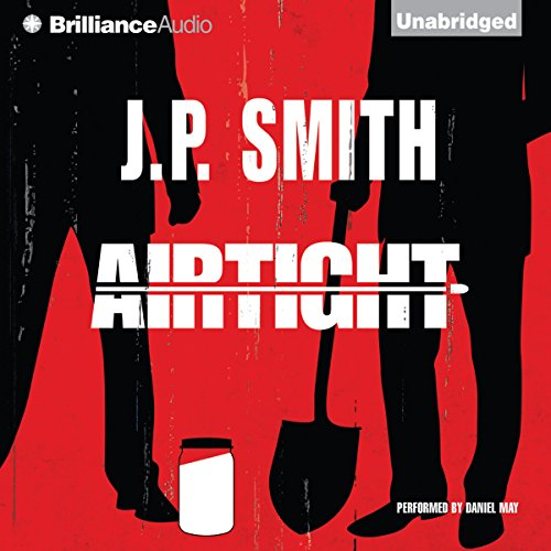 Airtight audiobook cover art