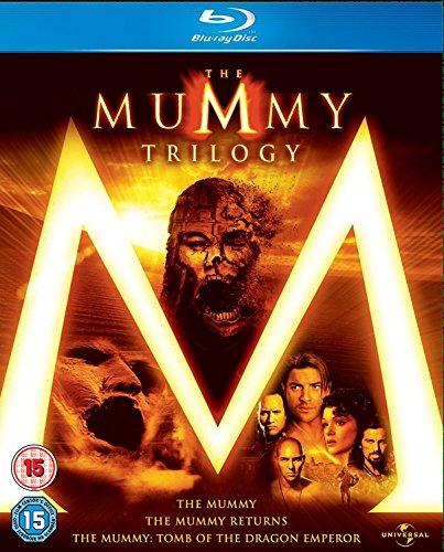 Mummy 1, 2 & 3 Box Set [Edizione: Regno Unito] [Reino Unido] [Blu-ray]