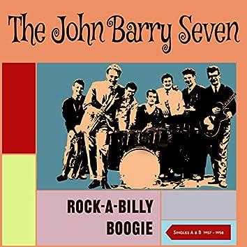 Rock-A-Billy Boogie (Singles A & B Sides 1957 - 1958)