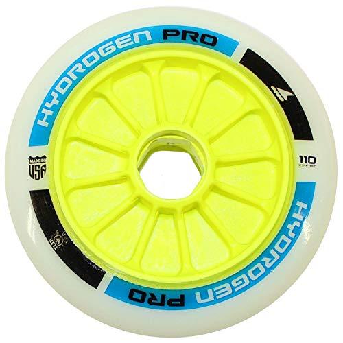Rollerblade Hydrogen Pro 110 mm XX-Firm (8), Erwachsene, Unisex, Blau, Einheitsgröße