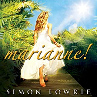 Marianne! - A Journey Round A Golden Sun - An Erotic Novel audiobook cover art