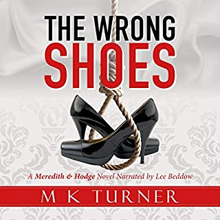 The Wrong Shoes cover art