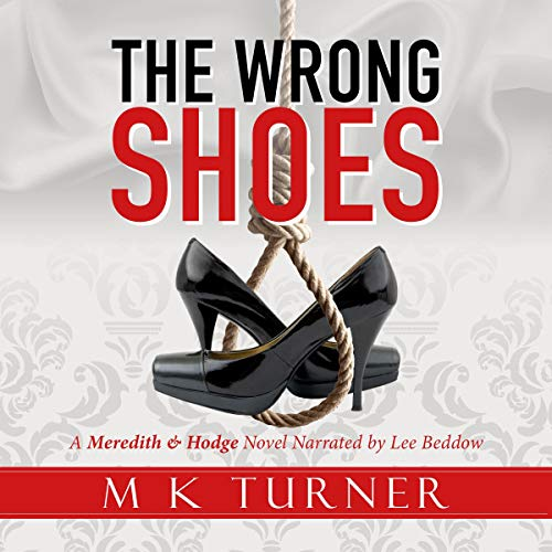 The Wrong Shoes audiobook cover art