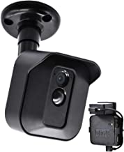 Blink XT XT2 Camera Wall Mount Bracket,Weather Proof 360° Protective Plastic Housing Cover and Adjustable Wall Mount Bracket for Blink XT/ XT2 Indoor Outdoor Home Security Camera System Black(1 Pack)