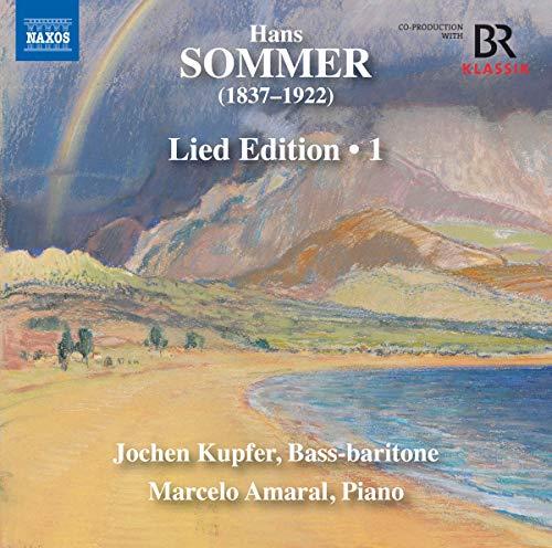 Hans Sommer: Lied Edition, Vol.1
