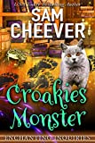 Croakies Monster: A Magical Cozy Mystery with Talking Animals (Enchanting Inquiries Book 8)