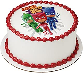 PJ Masks It's Time To Be a Hero Licensed Edible 8