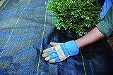 Dewitt P6 Weed-Barrier Woven Landscape Fabric (6 Feet x 250 Feet, 4.1 ounces)