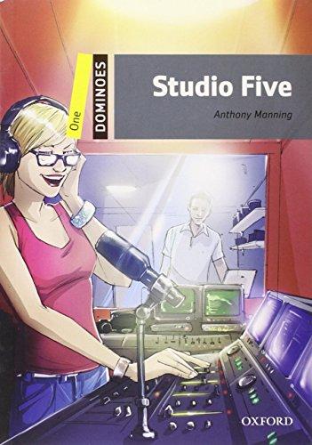 Dominoes: One: Studio Five: Level 1: 400-Word Vocabulary Studio Five