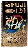 Fuji VHS DC-SHG E-120 Video-Kassette -